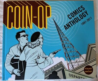 Coin-op Comics Anthology 1997-2017 Hoey, Maria & Hoey, Peter