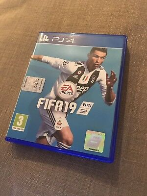 Gioco Ps4 Playstation 4 Fifa 19