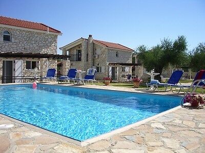 Special Holiday Home rental, Zakynthos Island, Greece.