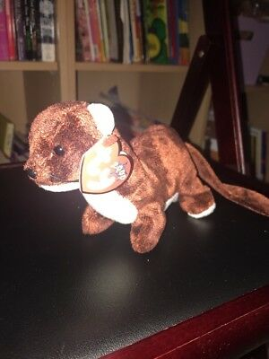 9ec53a87154 Ty beanie babies baby runner mongoose ferret tag collectible weasel poem  jpg 300x400 Mwmt 2000 runner