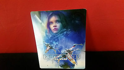 Rogue One A Star Wars Story - 3D Lenticular Cover / Magnet for Bluray Steelbook