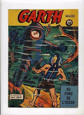 Garth n°18 Collection Merveilleuse 1949 Ed. SAGE TBE