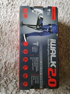 iwalk 2.0 - Hands Free Knee Crutch - In Original Packaging - Excellent condition