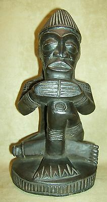 BENA LULUA TRIBAL FIGURE Democratic Republic of Congo African Art Collectibles
