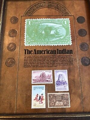 The American Indian Coin and Stamp Collection