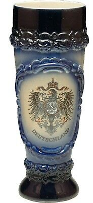 GERMAN BEER CUP - HANDMADE BY KING CERAMIC in GERMANY
