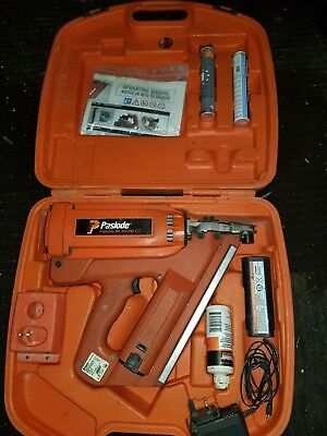 paslode im350 nail gun first fix