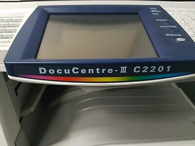 Xerox Docucenter 3 C2201 Colour printer scanner and fax