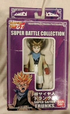 Bandai Dragon Ball GT Super Battle Collection Super Saiyan TRUNKS Vol 31 Figure