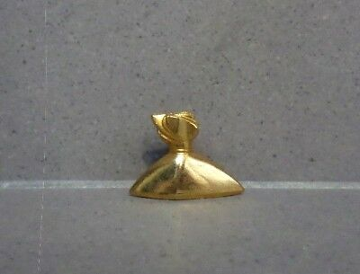 Pin's STEPHANIE PARIS / Flacon Parfum / Mode / doré massif