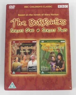 The Borrowers - Complete Series 1 & 2 Box Set [DVD] - DVD BBC