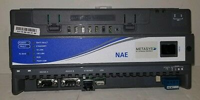 *NEW* Johnson Controls Metasys MS-NAE3510-2 Controller v9.0