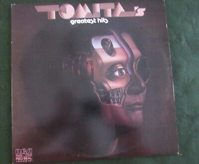 Tomita ‎– Tomita's Greatest Hits 2 x LP's RCA Red Seal R253955 33 rpm