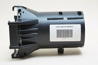 Lekos Source Four  26 degree Lens   750W  exc cond. !!  lens only