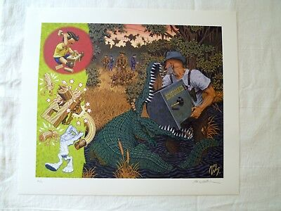 Robert Williams limited edition print