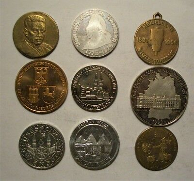 Collection Lot Worldwide Medals**9 Medals**Take a Look**Lot #2**