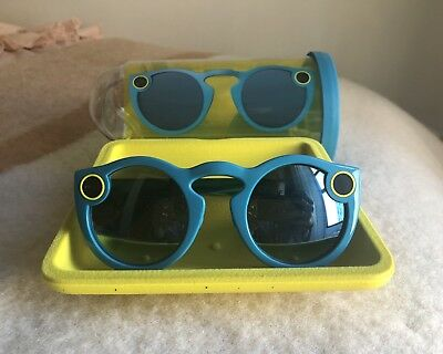 Snap Inc. / Snapchat Smart Glasses Spectacles  - Teal