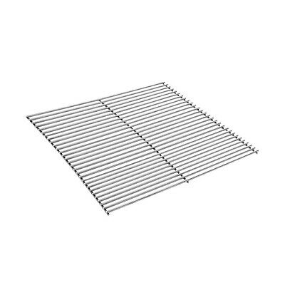 New Gasmate Stainless Steel BBQ Grill 400mm x 480mm (BGS400)