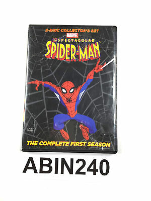 The Spectacular Spider-Man - The Complete First Season DVD Two Disc Set