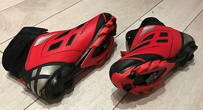 Winter MTB SHOES Northwave CELSIUS ARTIC 2 GTX RED EU 43  hardly used V. WARM