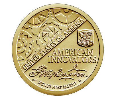 2018 P&D INTRODUCTORY AMERICAN INNOVATION Series Dollar 2 Coin set