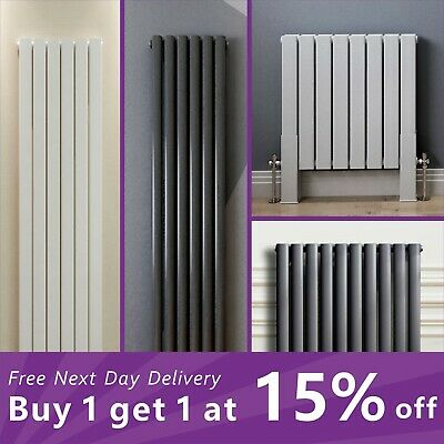 Vertical Horizontal Design Radiator Flat Panel Oval Column Heating Radiators