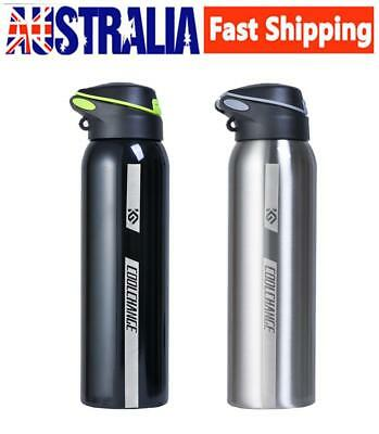 500ml Double Wall Stainless Steel Insulated Water Bottle Outdoor Sports Thermos