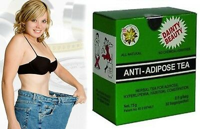 Herbal Anti-Adipose Tea Sanye-Weight Loss,laxative Effect,detoxifying, 30 Bags