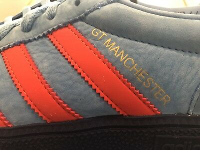 on sale 08a00 d71c9 Ultra Rare Adidas GT Manchester SPZL Brand new in box size UK 9 Spezial