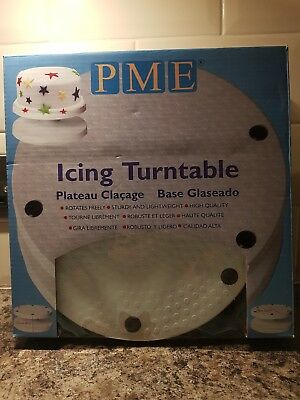 "BNIB Icing Turntable 9"" By PME"