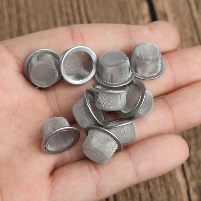 10Pcs Stainless Steel Dome Screen pipe mesh smoking tobacco mesh DECO