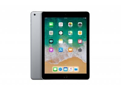 "Apple iPad 6 (2018) 32GB [9,7"" WiFi only] spacegrau - WIE NEU"