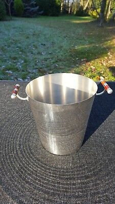Gorgeous French Silver Plated Wine/Champagne Ice Bucket (X5641)