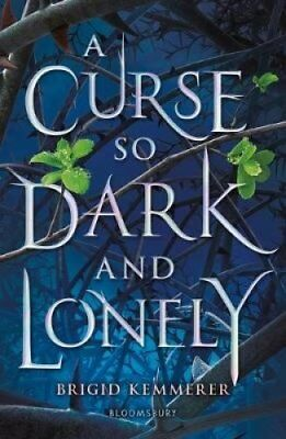 A Curse So Dark and Lonely by Brigid Kemmerer 9781408884614 (Paperback, 2019)