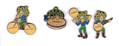 4 Cocholy Mexicaner Pins