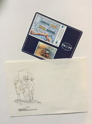 Åland Suomi Finland First Day Cover Dates For 1988 With Opened Envelope