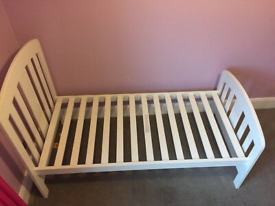 Mamas and Papas Fern cot bed / toddler bed