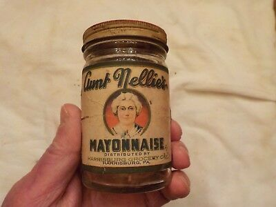 buddie products  aunt nellie's mayonnaise jar harrisburg grocery products harris