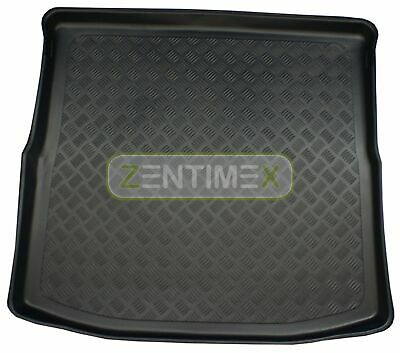 Corrugated Boot Mat Trunk Liner for Mitsubishi Outlander Plug-In hybrid PHEV 3 4