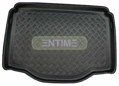 Corrugated Boot Mat Trunk Liner for Opel Mokka Allroad SUV 5-doors 2012- 4x4 4WD