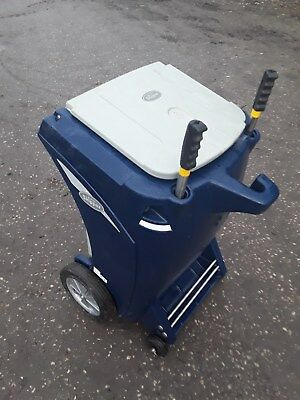 Janitorial Cleaning Cart Trolley