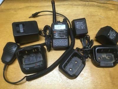 Yaesu VX-6 R and VX-5 Dual Band Transcievers, speaker mic, chargers
