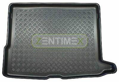 Corrugated Boot Mat Trunk Liner for Mercedes GLC-Class Off-Road Exterieur X253 S