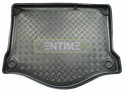 Corrugated Boot Mat Trunk Liner for Ford Focus Connection 2 hatchback 5-doors 1F