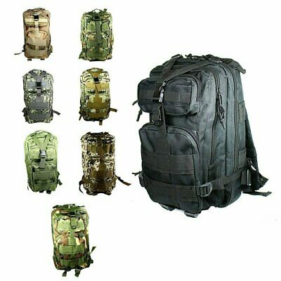 30L 3P Outdoor Military Trekking Rucksacks Tactical Backpack Camping Hiking