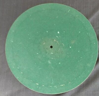 Antique Victor Victrola crank talking machine phonograph turntable platter part