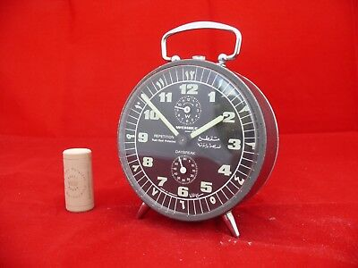 Ancien Reveil Wehrle Since 1815 Daybreak Repetition Rust Dust Protected-Germany