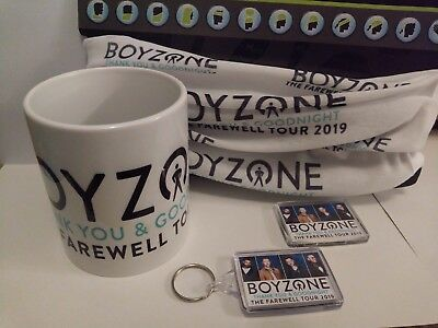 Boyzone thank you and goodnight Tour Bundle