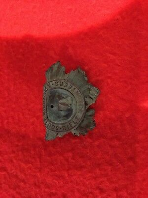South Middlesex Rifle Volunteers Cap Badge