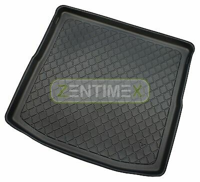 Rubberised Boot Mat Trunk Liner for Mitsubishi Outlander Plug-In hybrid PHEV 332